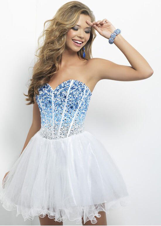Pretty-Silver-and-Blue-Prom-Dresses-with-Picture-of-Silver-Blue-Model-New-in-Design