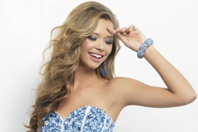 Pretty-Silver-and-Blue-Prom-Dresses-with-Picture-of-Silver-Blue-Model-New-in-Design-Short